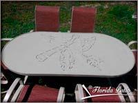 Tomahawk Table