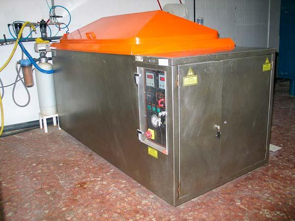 Salt Spray Cabinet