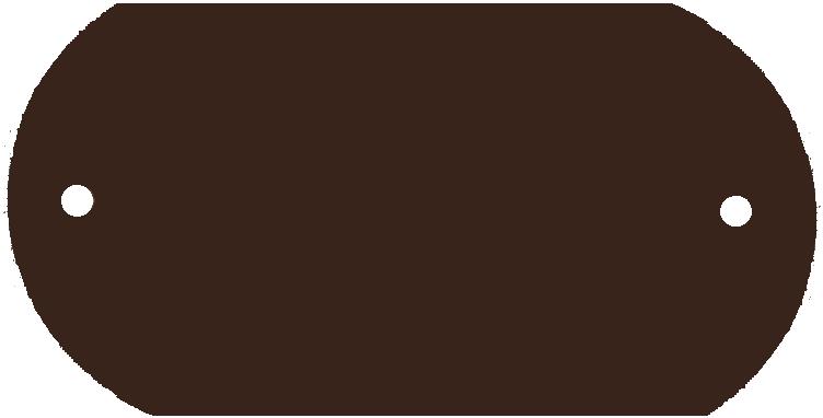 208 Dark Brown
