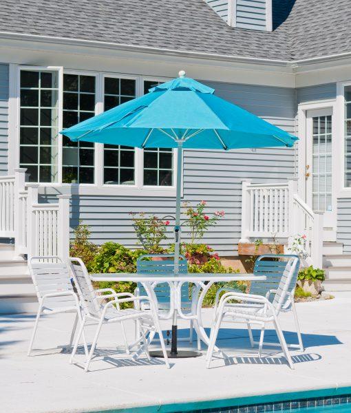 MCP 9ft Commercial Resort Umbrella 1