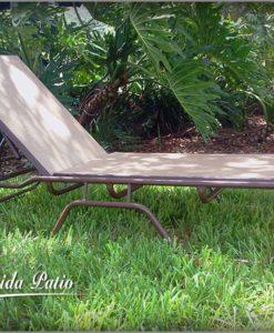 Aluminum Chaise Lounge - C-150SL