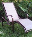 Ergonomic Outdoor Lounge Chair - E-175