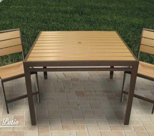 Eco Wood Chair - EW-50