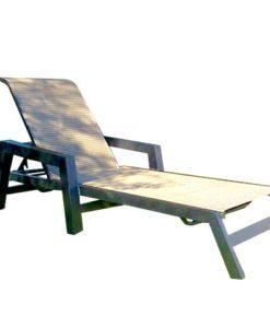 M-150 Millennium Commercial Sling Chaise Lounge
