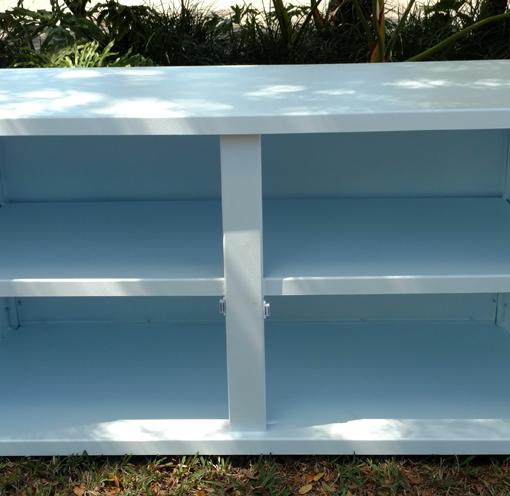 Aluminum Cabinet 1