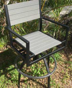 Eco Wood Swivel Barstool – EW-375
