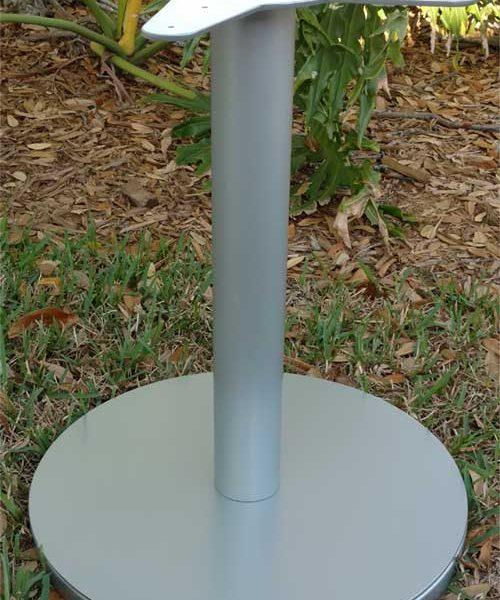 Round Pedestal Table Base 1