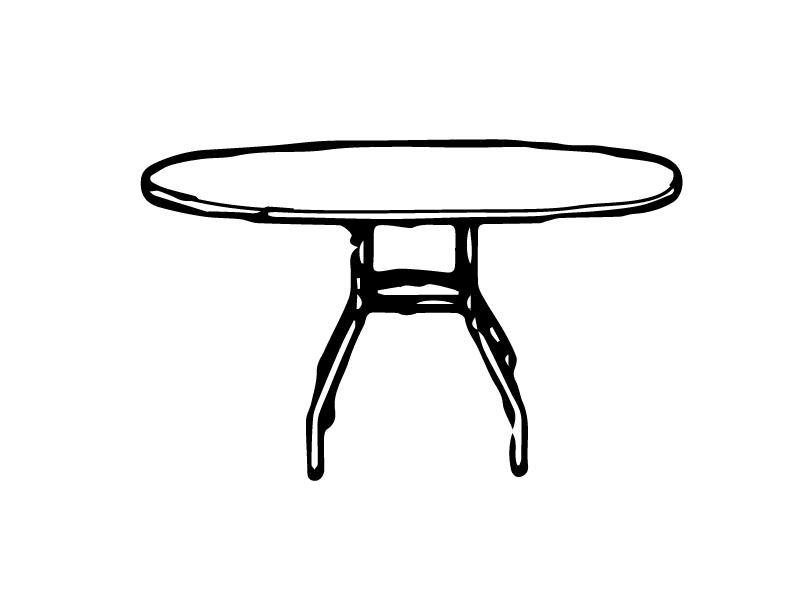 K-36x54A Table