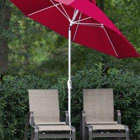 MAT 9ft Commercial Resort Umbrella 3