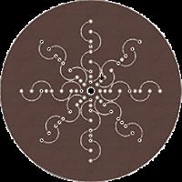 Round Crop Circle