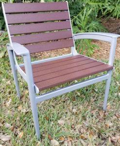 Quantum Wood Chair