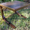Square Punch Side Table