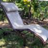 E-175P Recliner Lounge with Pillow