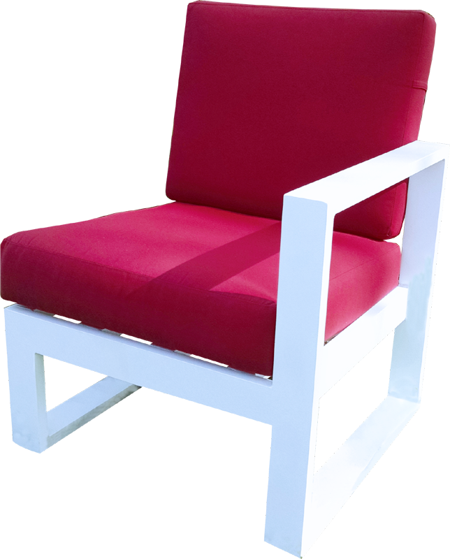 H-50LCU Left Arm Chair