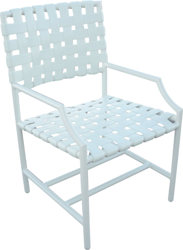 B-50 Chair Cross Strap Chair