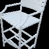 B-75 Cross Strap Bar Chair