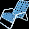Classic Cross Strap Sand Chair - C-40C