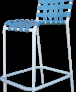 C-75C Cross Strap Bar Chair