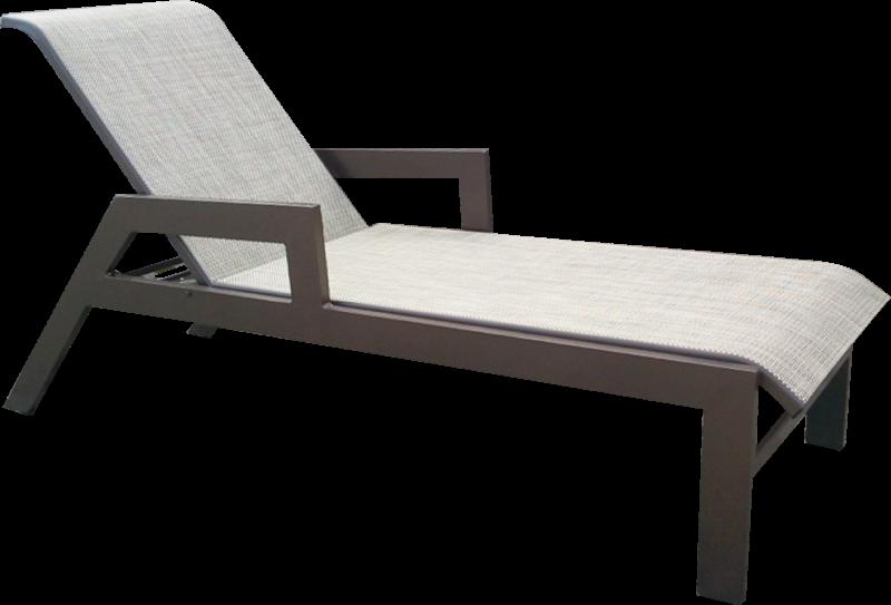 H-150A Chaise Lounge