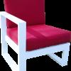 H-50RCU Right Arm Chair