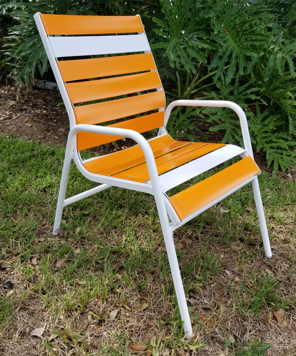 Classic Sling Strap Chair
