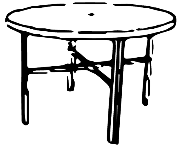 blank-dining-table