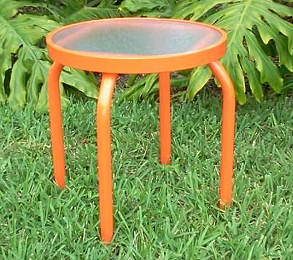C-18 Side Table
