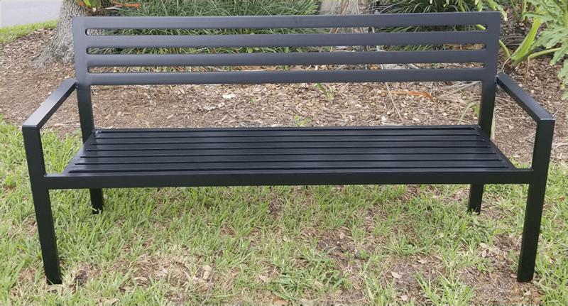 BCH-1500 Aluminum Bench
