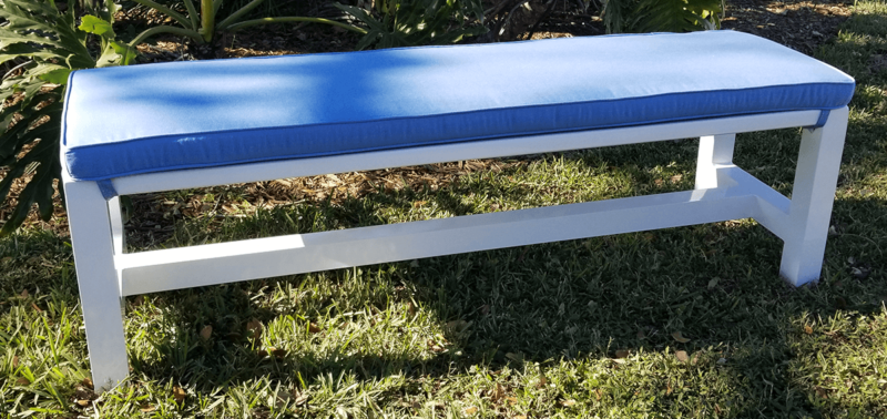 Millennium Cushion Bench