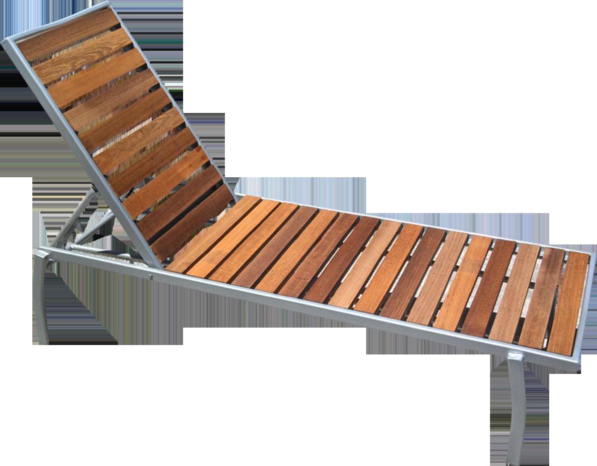 Teak Chaise Lounge TK-149