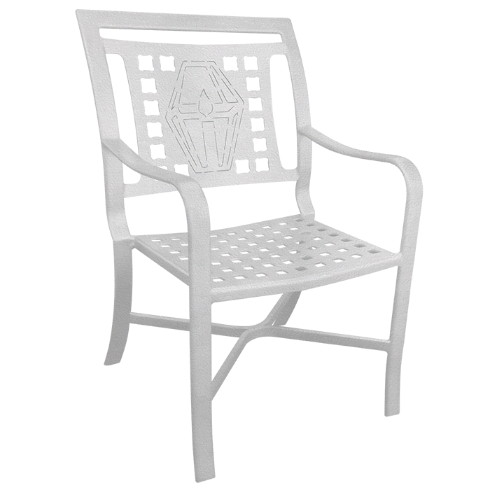 SC-50SL Lantern Pattern Dining Chair