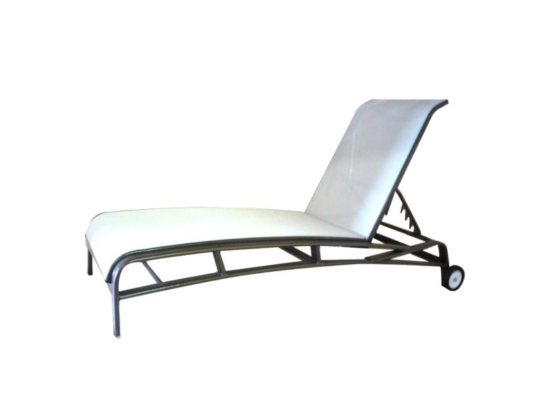 E-150 Sling Chaise Lounge