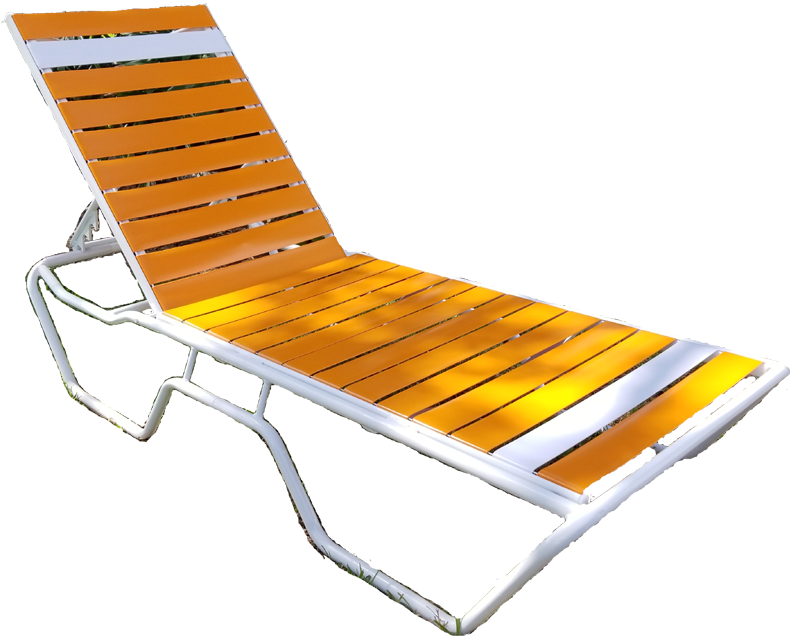 C-150EZ Wide Strap Chaise Lounge
