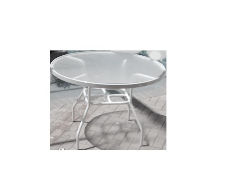 C-48A Acrylic Dining Table