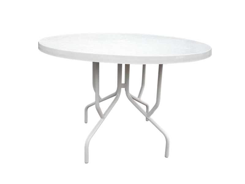 CA-42F Dining Table with extra support