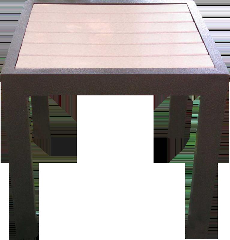 EW-18SQ Square Side Table