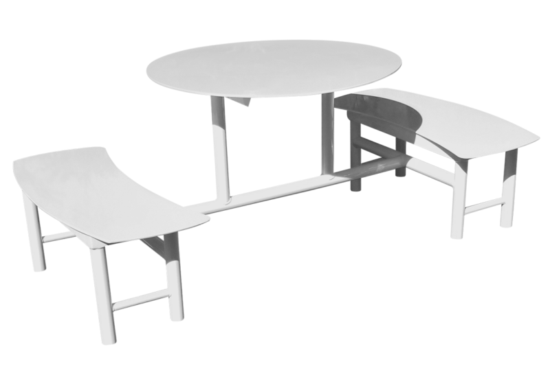 BCH-1000 Aluminum Picnic Table