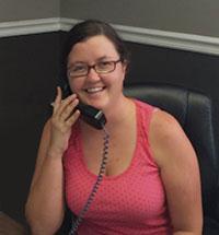 Amanda McBride Office Manager