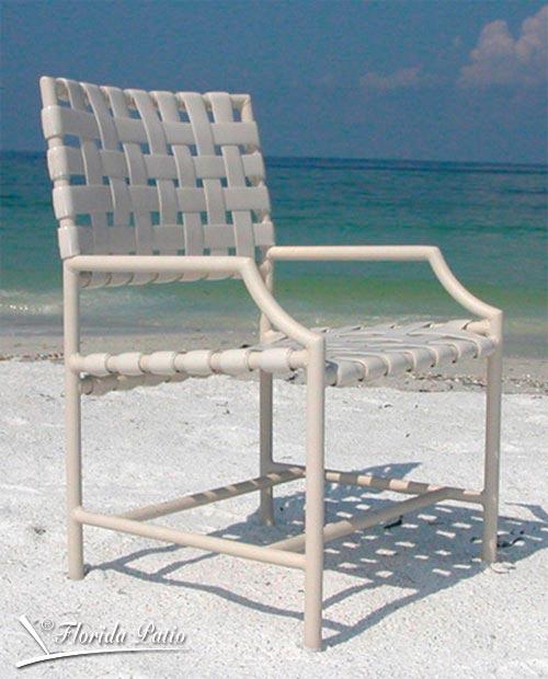 B-50 Chair Cross Strap Chair