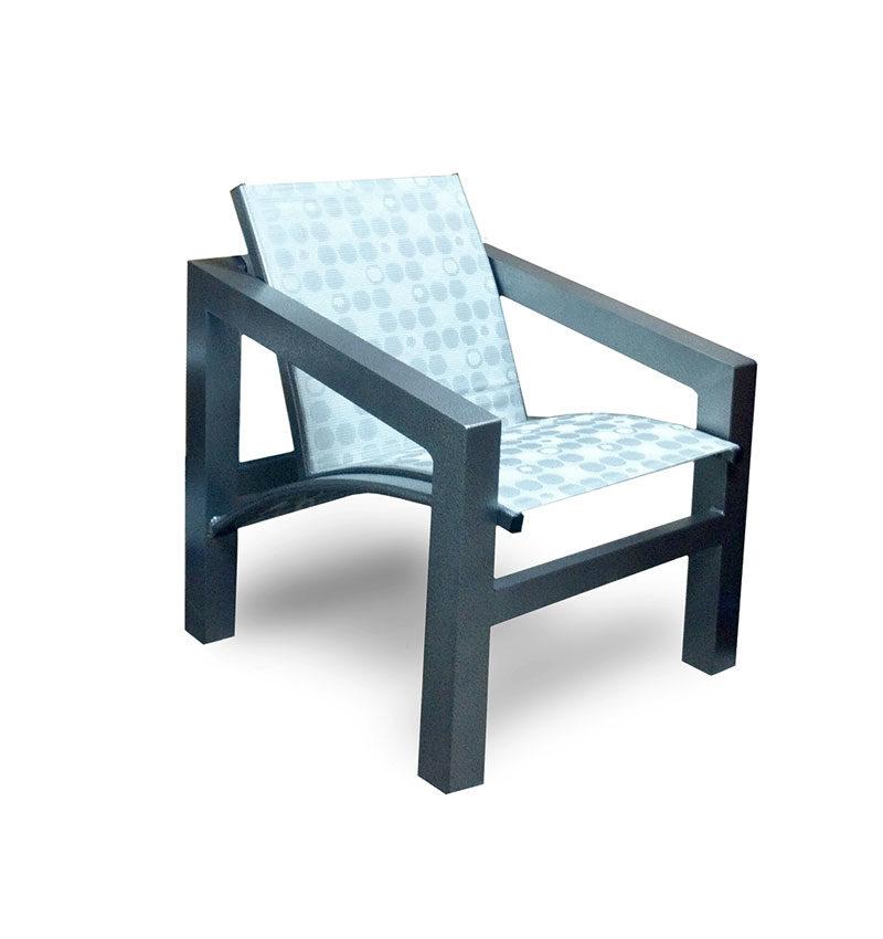 M-52 Lounge Chair