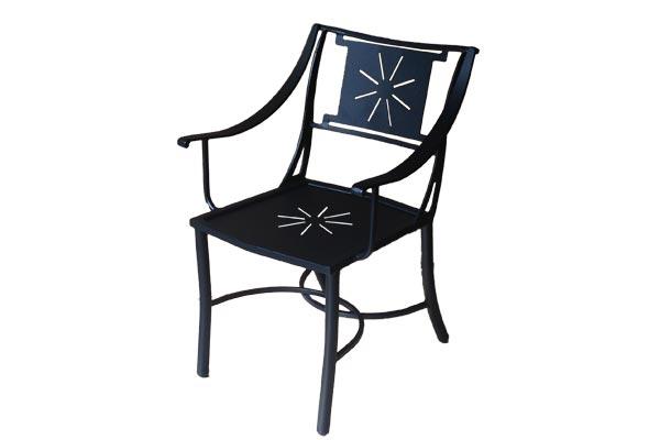 Mayan Aluminum Chair SC-50