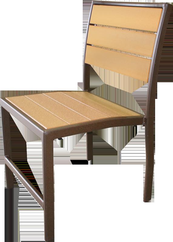 EW-49 Armless Dining Chair