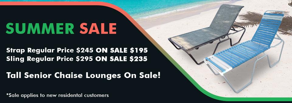Senior Chase Lounge Sale