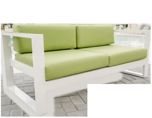 Cushion Love Seat AT-255CU