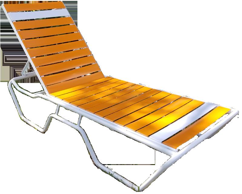 C-150EZ Wide Strap Chaise Lounge