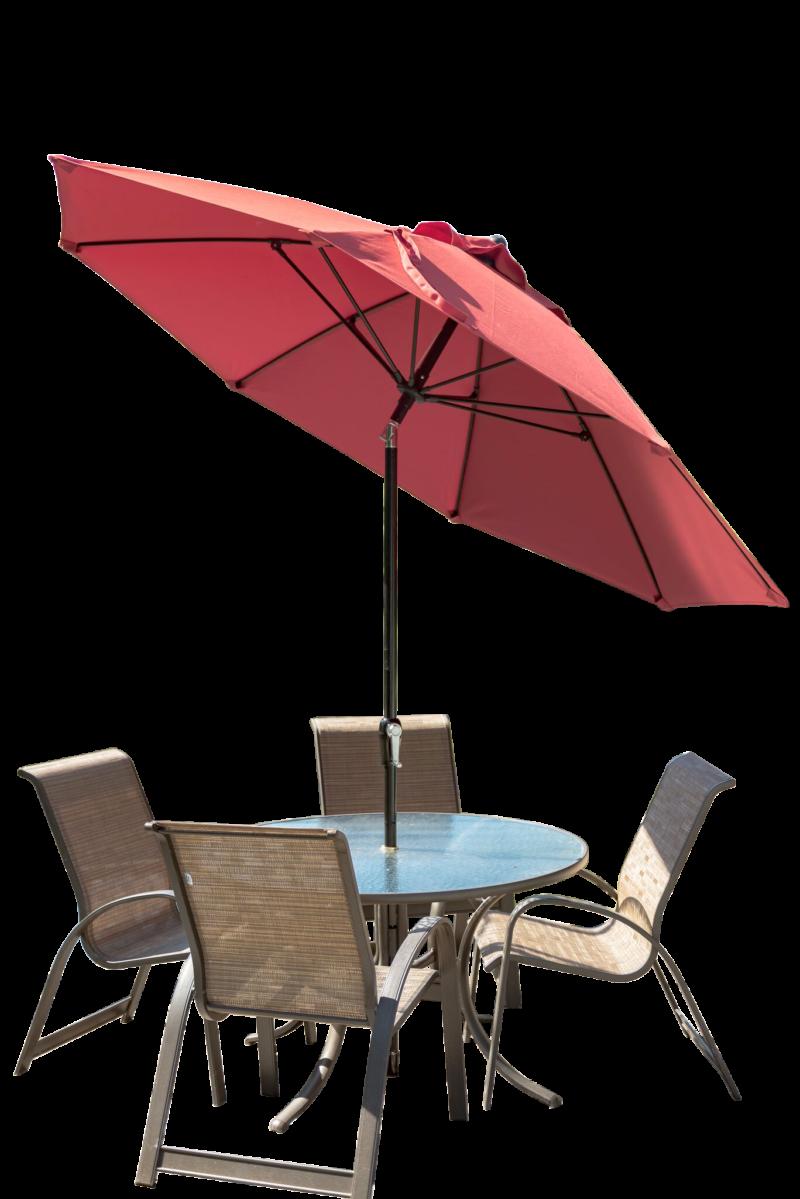 MAT 9ft Commercial Resort Umbrella 1
